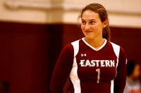2011 Volleyball vs. DeSales University