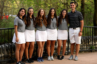 Women's Golf Team Pictures