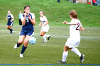 2011 Women's Soccer vs. Moravian