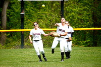 Softball vs. Misericordia