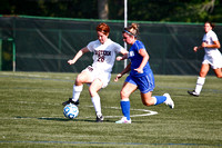 2011 Women's Soccer vs Cabrini