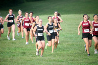 2011 Cross Country at Bryn Mawr