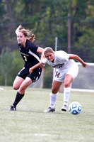 2011 Women's Soccer vs Alvernia