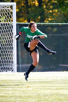 2011 Women's Soccer vs Misericordia