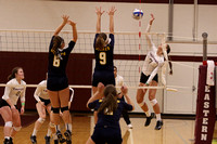 Eastern Volleyball vs. Wilkes