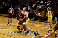 2017 WBB vs. Widener